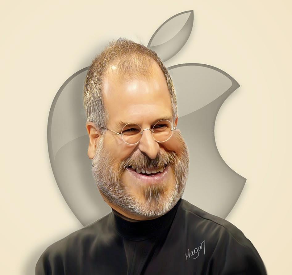 Steve Jobs por MAGAR