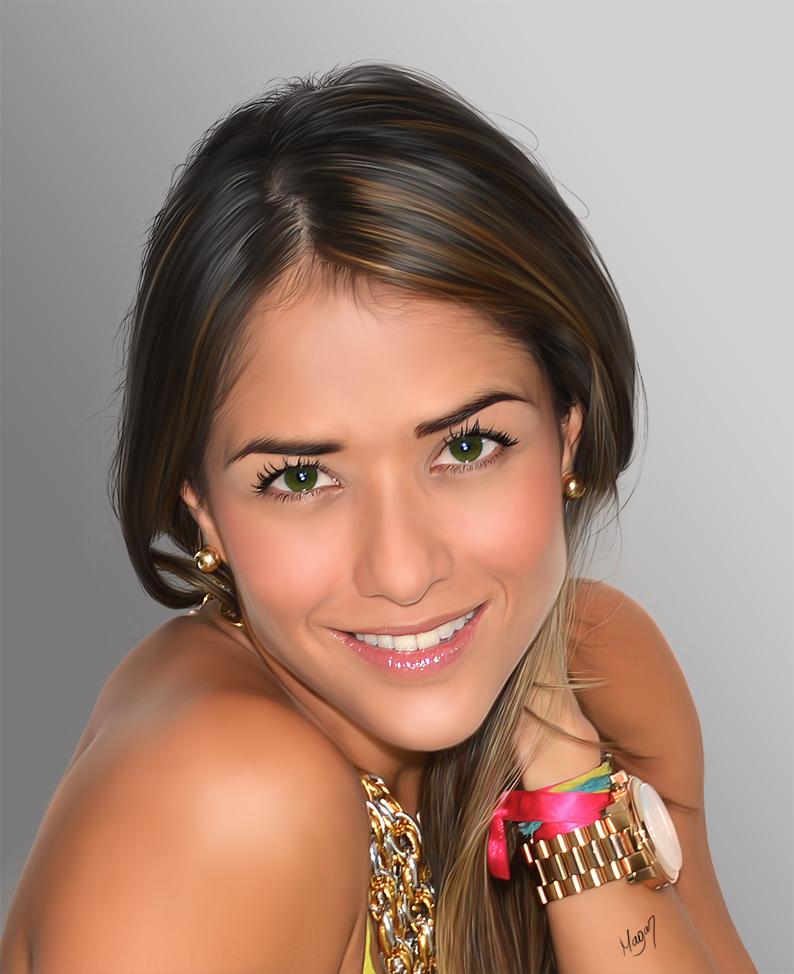 Tatiana Ussa-Giraldi por MAGAR