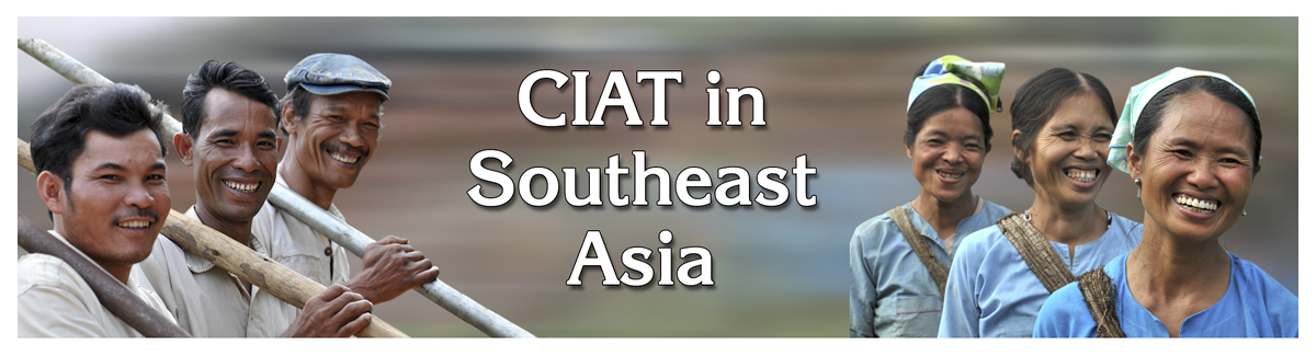 CIAT in Southeast Asia