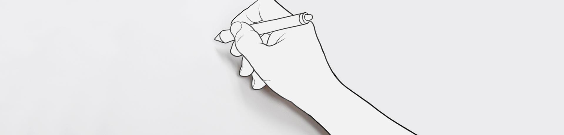 mano-con-fondo-gris