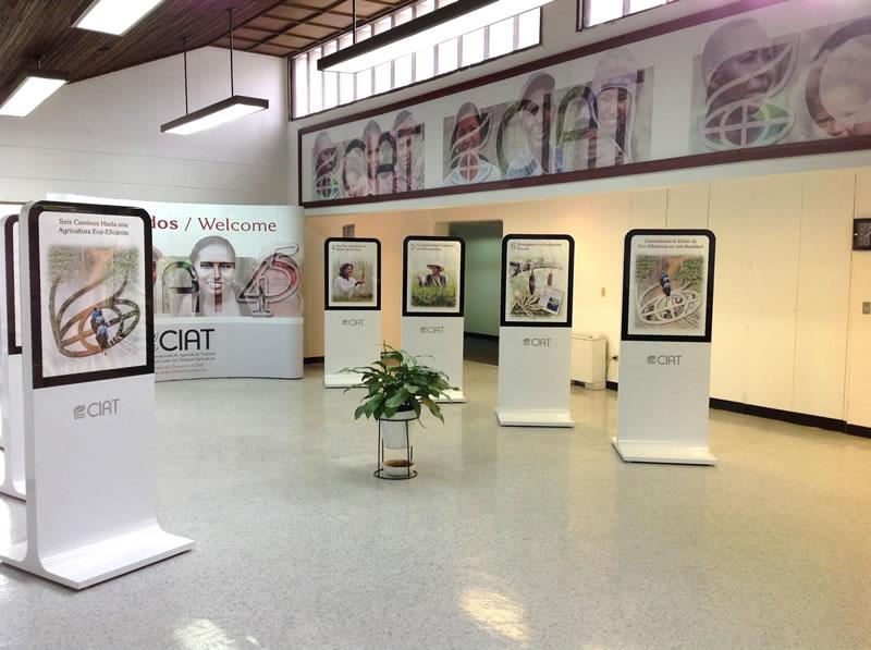 Salón Expo 45 años del CIAT