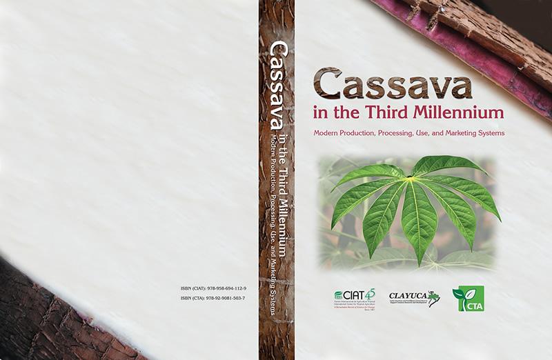 Cassava Carátula por MAGAR