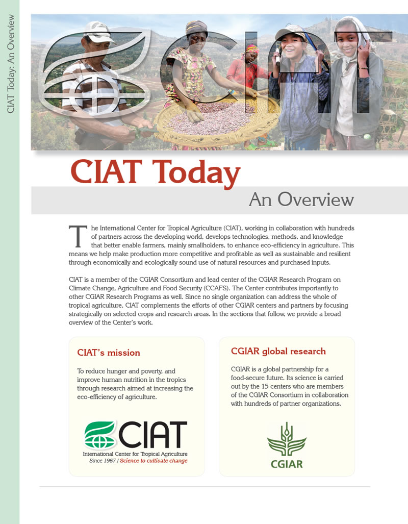 CIAT Today por MAGAR