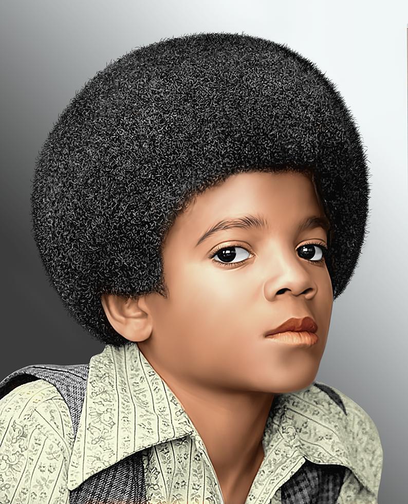 Michael Jackson por MAGAR