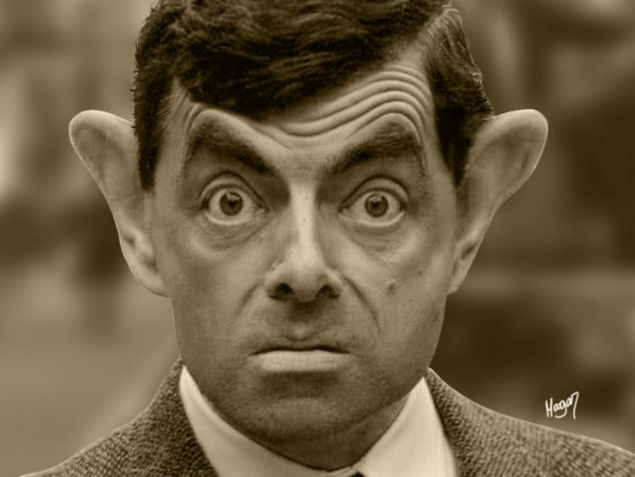 MR BEAN por MAGAR